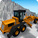 Snow Plow Winter Driving icon