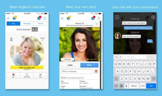 zoosk dating app review