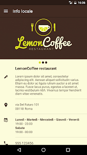 LemonCoffee- screenshot thumbnail