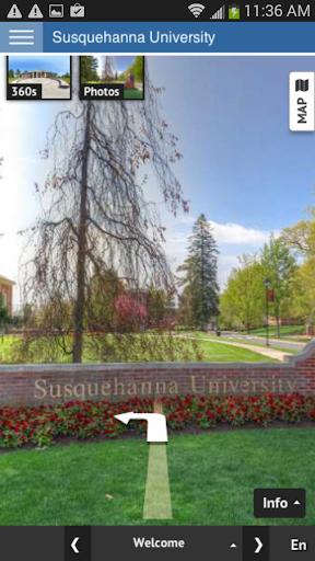 Susquehanna U Tour