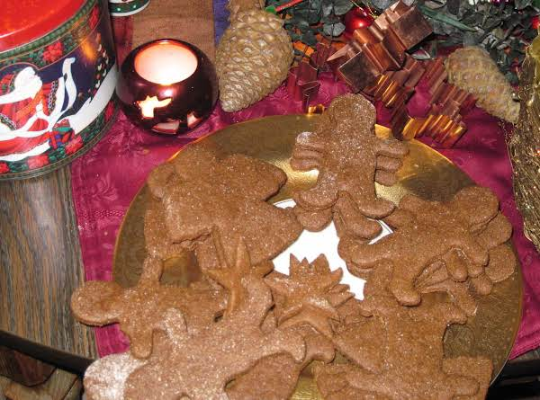 Any Cookie Cutter Can Be Used, I Make Gingerbread Men, Angels And Stars But Never Decorate Them. Cookies Are Chewy, And Sweet From The Chocolate!