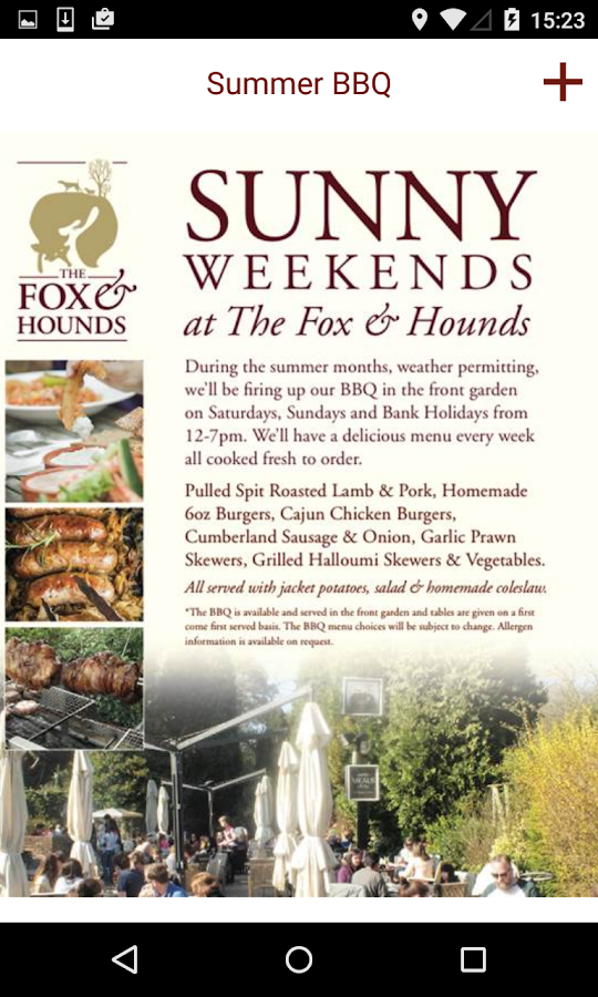 The Fox & Hounds- screenshot