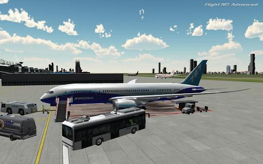 Flight 787 - Advanced - Lite 1.8 screenshots 12