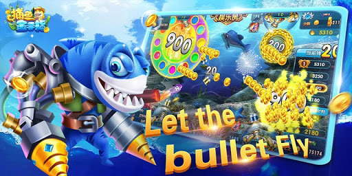 u6355u9b5au91d1u624bu6307-2019 Fishing Golden Finger,Arcade game 1.0.0.3 screenshots 3