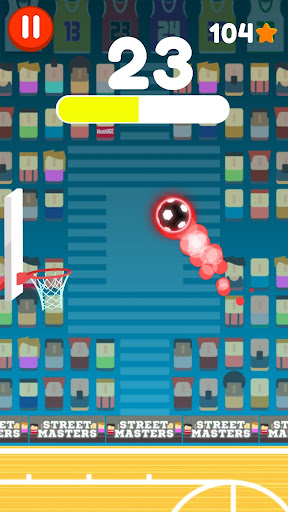 Tap Dunk - Basketball - screenshot