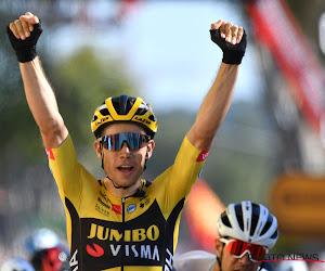 Opnieuw een trofee erbij: Vlaamse Reus is voor Wout van Aert, verdienstelijke ereplaats ook voor Remco Evenepoel