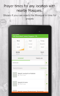 Halal Trip: Food, Prayer Times- screenshot thumbnail