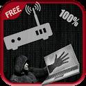 Wifi de Hacking Prank icon