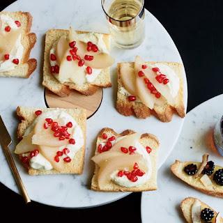 Lemon Soufflé Pudding Cakes