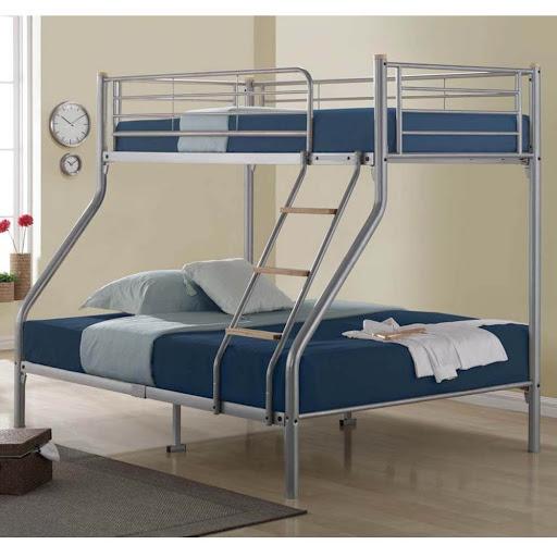 Birlea Nexus Bunk Bed Great Savings On Birlea Bed Frames Big  # Meuble Tv Nexus