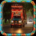 PK Cargo Truck Transport Game 2017 Icon