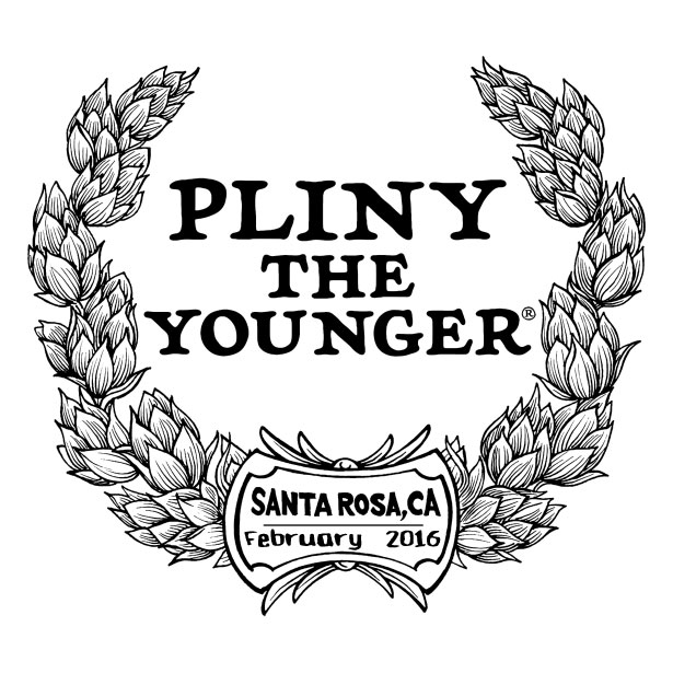 Logo of Russian River Pliny The Younger