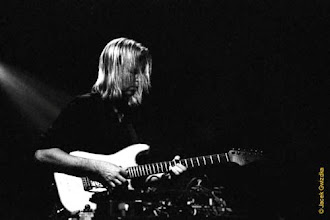 Photo: Eivind Aarset (Montreal Jazz Festival 2001)
