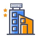 Hotel Kingsway, Lal Darwaja, Ahmedabad logo