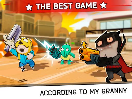 Fury Wars - third person shooter 1.4.3 screenshots 1