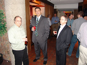 Photo: Richard Albert, Joel Primeau, Doug Graham