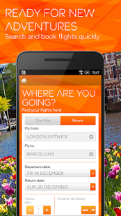 easyJet- screenshot thumbnail