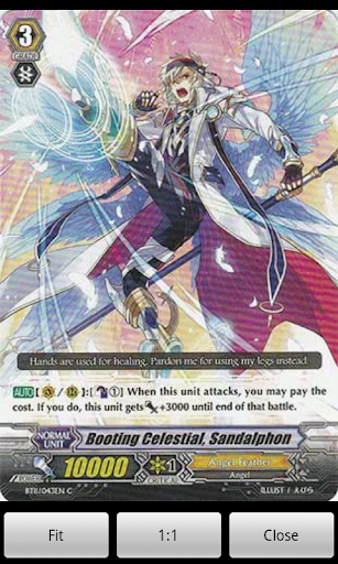 Cardfight Vanguard Database screenshots 4