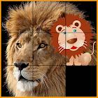 Animals Slide Puzzles icon