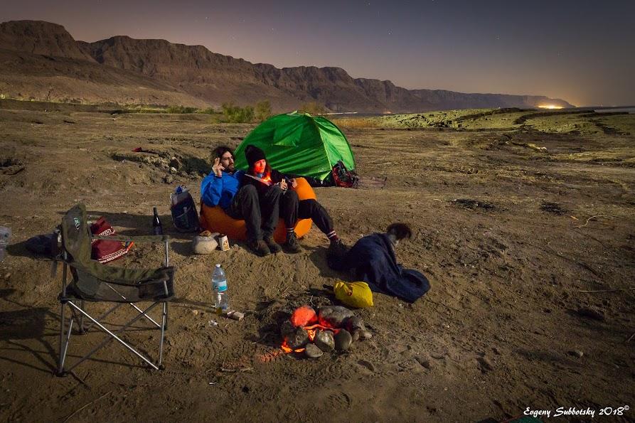 Однодневная прогулка по плато над Мёртвым морем (от поселения Авнат до Кумран)  -