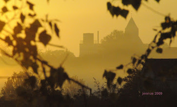 Photo: Morgennebel und Sonne
