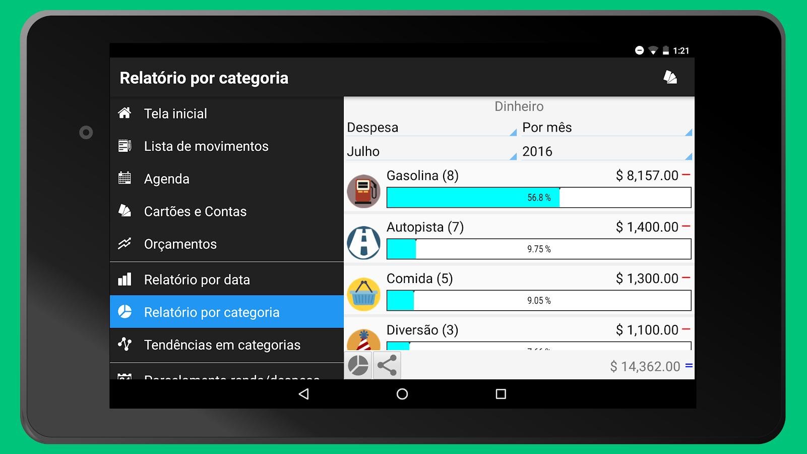 gastos di u00e1rios 3  u2013 apps para android no google play