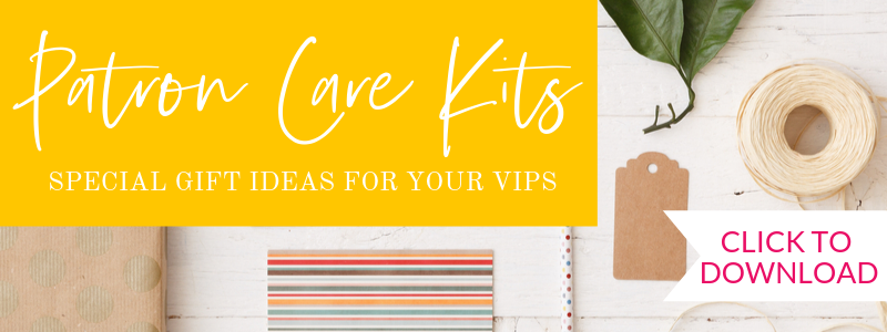 Click here for the VIP gift ideas