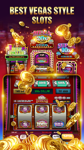 Vegas Live Slots : Free Casino Slot Machine Games apkpoly screenshots 18