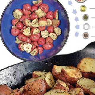Rosemary Roasted Red Potatoes.