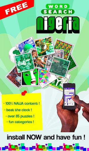 Nigeria WordSearch