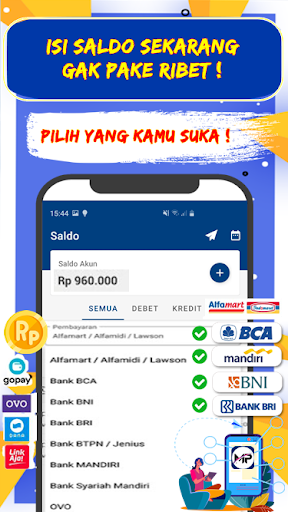2021 Mocipay Pulsa Paket Data Voucher Game Murah App Download For Pc Android Latest