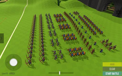 Medieval Battle Simulator: Sandbox Strategy Game 1.5 screenshots 5