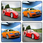 Matching Madness - Cars Icon