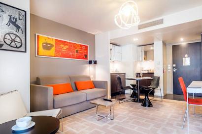 Hipark by Adagio Serviced Apartment, Marseille
