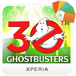 XPERIA™ Ghostbusters theme