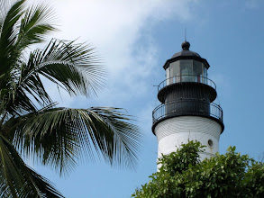 Photo: The Key West lighthouse
