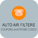 Auto Air Filters Coupons-ImIn! icon
