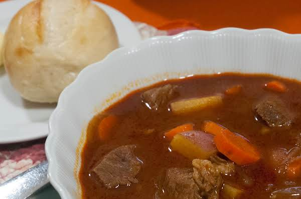 Cooking Under Pressure:  Hearty Oxtail Stock Recipe