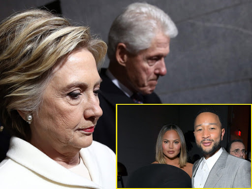 The Clinton's $250 Million Divorce, John Legend Done With Chrissy Teigen, And This Week's Top Marriage Woes Reports