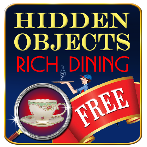 Hidden Objects - Rich Dining