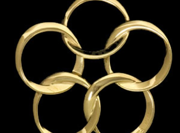 Five Golden Rings = the first five books of the Old Testament (also called...