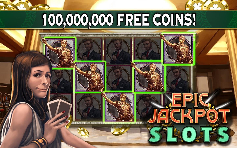free slots jackpot games