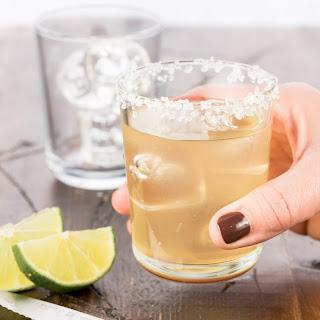 Elderflower Margarita.