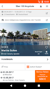 weg.de App- screenshot thumbnail