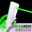 Mega Laser (simulated laser pointer) icon