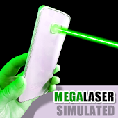 Mega Laser (simulated laser pointer)