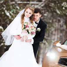Wedding photographer Pavel Sazonov (sazonoffoto). Photo of 25.01.2016