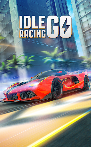 Télécharger Idle Racing GO: Clicker Tycoon & Tap Race Manager apk mod screenshots 2