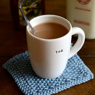 Ginger Milk Tea.