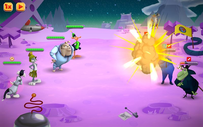 Looney Tunes™ World of Mayhem - Action RPG Screenshot 11